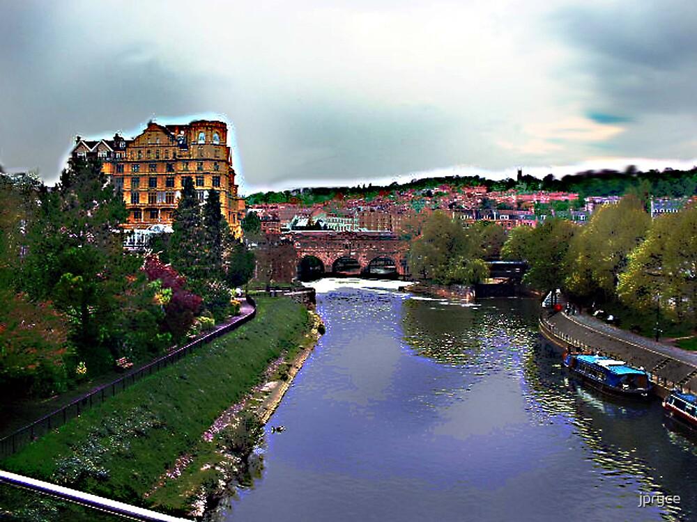 River Avon by jpryce