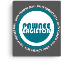 Pawnee-Eagleton unity concert 2014 (2.0) Canvas Print