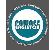 Pawnee-Eagleton unity concert 2014 (2.0) Photographic Print