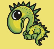 Green Dinosaur  Kids Clothes