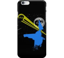 TARDIS SIGNAL iPhone Case/Skin