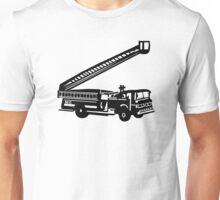 Fire truck Unisex T-Shirt