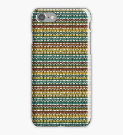 KNITTED Pattern Set 1 iPhone Case/Skin