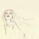 kiss . sketch by AnnaAsche