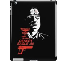Bullet-Tooth Tony - Snatch iPad Case/Skin