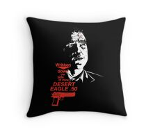 Bullet-Tooth Tony - Snatch Throw Pillow