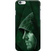 Green Vigilante iPhone Case/Skin