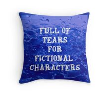 Fictional characters Throw Pillow