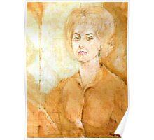 Anne Parker Self Portrait Poster