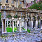 Chiostro di Sant' Andrea by Tom Gomez