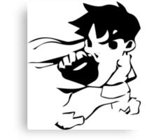 chibi Ryu Canvas Print