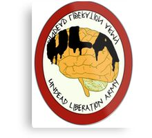 Undead Liberation Army Metal Print