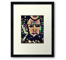 Quirky Framed Print