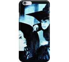 WIZARD OF OZ WITCHES CRYSTAL BALL iPhone Case/Skin