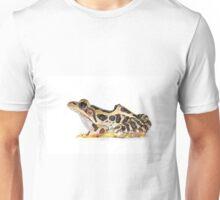 Pickerel frog (Rana palustris) Unisex T-Shirt