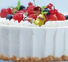 Sweet Dessert by Catherine Crimmins