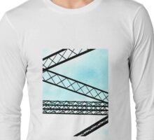 Crossing The Sky Long Sleeve T-Shirt