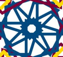 70's Sunflower Sticker