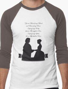 the Wedding Men's Baseball ¾ T-Shirt