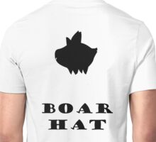 The Back Boarhat Unisex T-Shirt