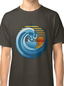Circle Landscape Classic T-Shirt
