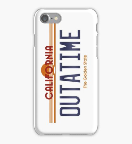 Outatime Phone Case iPhone Case/Skin
