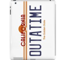 Outatime Phone Case iPad Case/Skin
