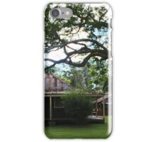 Swinging Tire on a rope iPhone Case/Skin
