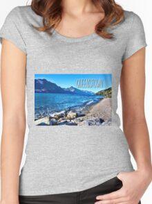 Queenstown Women's Fitted Scoop T-Shirt