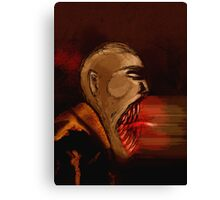 SCREAMERS I Canvas Print