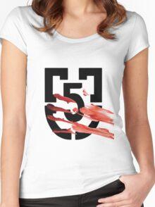 Runner Five Women's Fitted Scoop T-Shirt