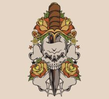Ornamental Skull T-Shirt