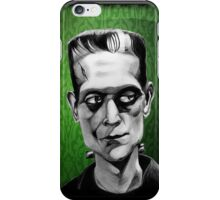 Frankenstein's Monster iPhone Case/Skin