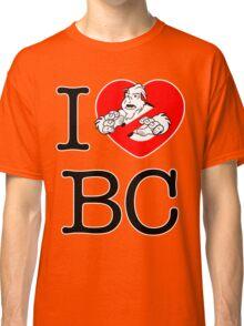 I PNW:GB BC (white) v2 Classic T-Shirt