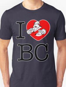 I PNW:GB BC (white) v2 Unisex T-Shirt