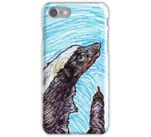 Honey Badger iPhone Case/Skin