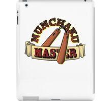 Nunchaku Master iPad Case/Skin