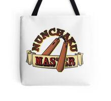 Nunchaku Master Tote Bag