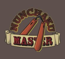 Nunchaku Master by davidicon