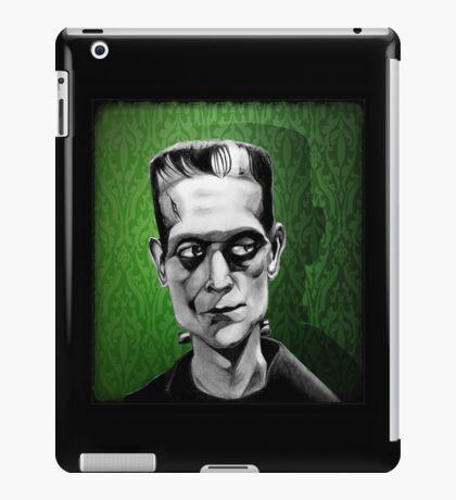 Frankenstein's Monster iPad Case/Skin