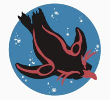 Nagisa Penguin Sticker by Deekery