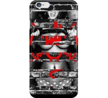 Shocker - Flash & Concrete iPhone Case/Skin