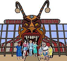 American Horror Story Freak Show by billyfalcon