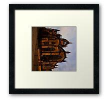 St Giles Side on * Framed Print