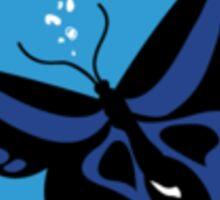 Rei Butterfly Sticker  Sticker