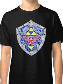 Zelda - Link Shield doodle Classic T-Shirt
