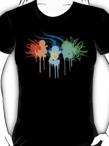 Pokemon First Gen Starters T-Shirt