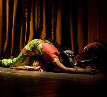 Bharatanatyam by T A Joseph