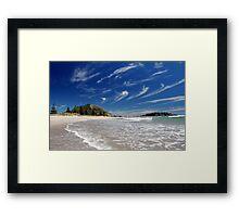 Beach Framed Print