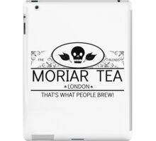 Moriar Tea iPad Case/Skin